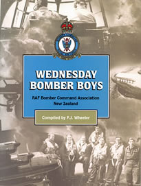 Wednesday Bomber Boys